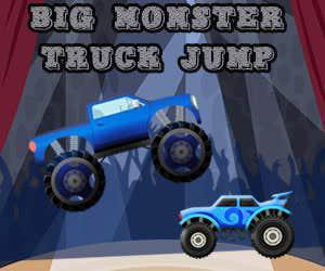 play Big Monster Truck Jump
