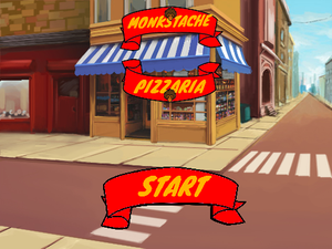 play Monkstache Pizzeria
