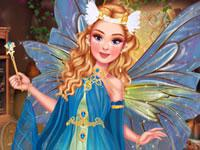 Princesses Enchanted Fairy Looks game
