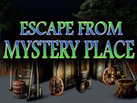 play Top10 Escape From Mystery Place