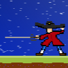 Musketeer Vs Dwarf Felps Pixelart game