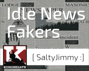 Idle News Fakers game