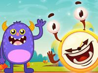 Alarmy & Monster Family game