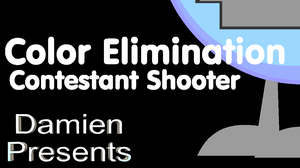 Color Elimination: Contestant Shooter game