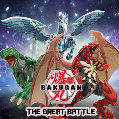 Bakugan The Great Battle game