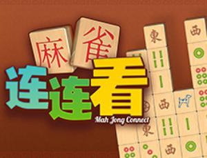 Mahjong Connect 4 game