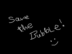 play Save The Bubble!