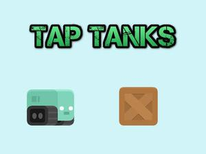 Tap Tanks game