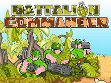 Battalion Commander game