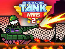 play Stick Tank Wars 2