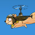 Fly Squirrel Fly 2 game