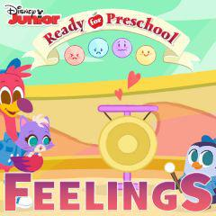 Ready For Preschool Feelings game