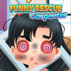 Funny Rescue Carpenter game