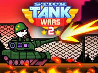 Stick Tank Wars 2 game