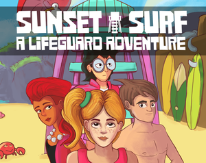 play Sunset Surf: A Lifeguard Adventure