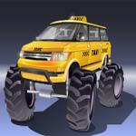 Monster-Taxi-Jigsaw-Puzzle game