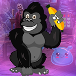 play Elated Chimpanzee Escape