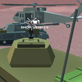 Helicopter And Tank Battle Desert Storm game