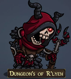 Dungeon'S Of R'Lyeh game