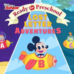 play Ready For Preschool Lost Letter Adventures