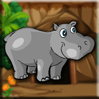 play G2J Hippo Calf Escape