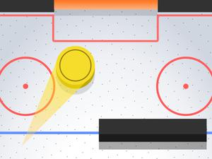 Pocket Hockey game