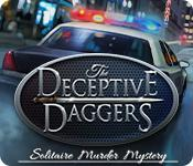 play The Deceptive Daggers: Solitaire Murder Mystery