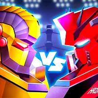 Robot Ring Fighting game