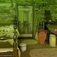 Woodland Cottage House Escape game