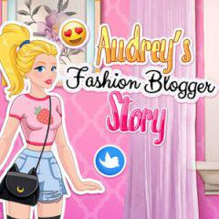 Audrey'S Fashion Blogger Story game