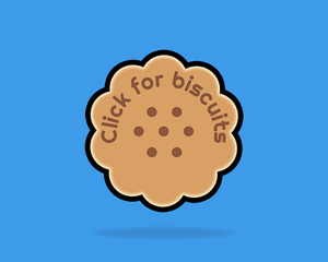 Click For Biscuits game