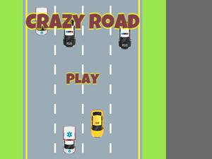 play Crazy Road