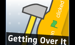 Getting Over It (From Scratch, To Kongregate) game