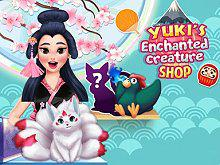 Yuki'S Enchanted Creature Shop game
