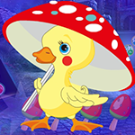 Yellow Duckling Escape game
