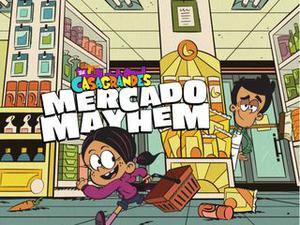 play The Casagrandes: Mercado Mayhem