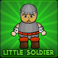 G2J Little Soldier Rescue game