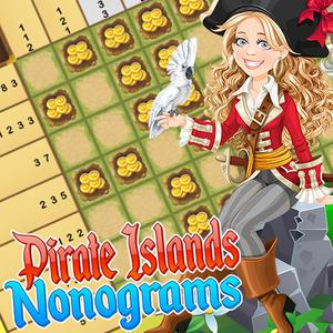 Pirate Islands Nonograms game