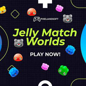 Jelly Match Worlds game