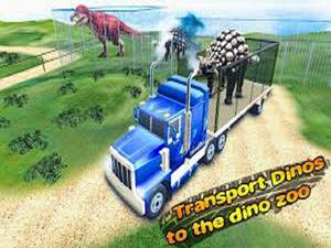 Wild Dino Transport Simulator game