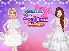 play Princesses Crazy Dress Design