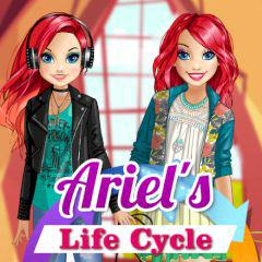 play Ariel'S Life Cycle