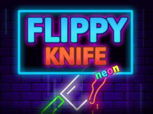 play Flippy Knife Neon