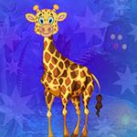 play Peaceful Giraffe Escape