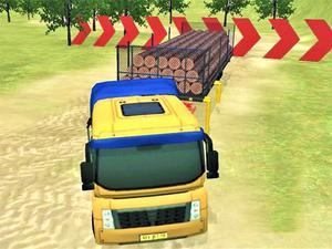 play Modern Offroad Uphill Truck Driving