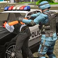 play Cop Driver Simulator