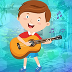 play Guitar Musician Escape