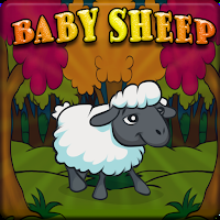 play G2J Baby Sheep Escape