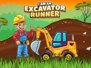 play I Am An Excavator Runner