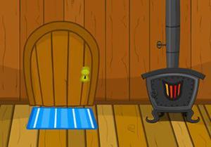 play Little Cabin Escape